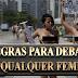 8 Regras para Debater com Qualquer feminista