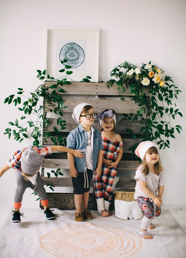 Kindred OAK Spring 2015 cool kids fashion collection