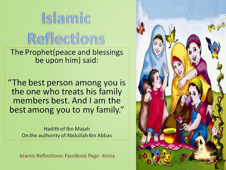 The Muslim Family -Selling quality books for muslimMuslim Family Life Quotes