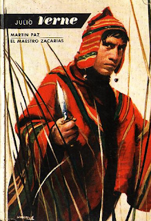 Martín Paz - Julio Verne
