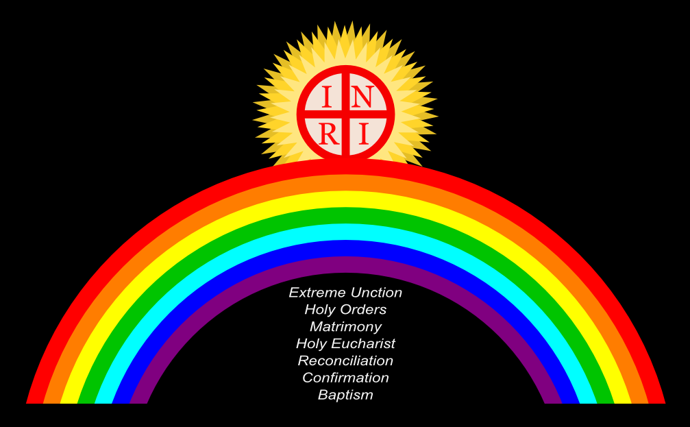 Rainbow Flag Png Covenant Rainbow Flag Crf 3 Png
