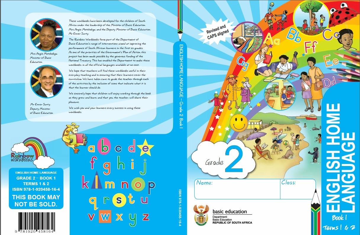 Warren Sparrow: 2014 Workbook English Grade 2 Book 1