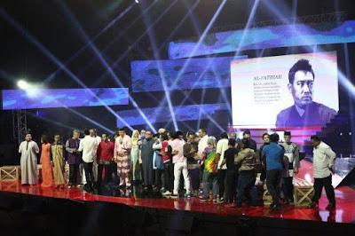 Juara Parodi 2015 - Pak Yus Jambu Dalam Kenangan
