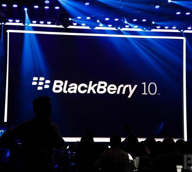 Balckberry Z10 Smartphone born too late