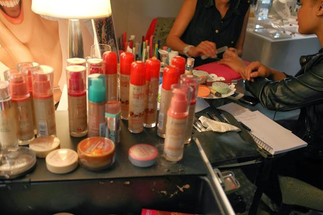 beauty blogger bourjois