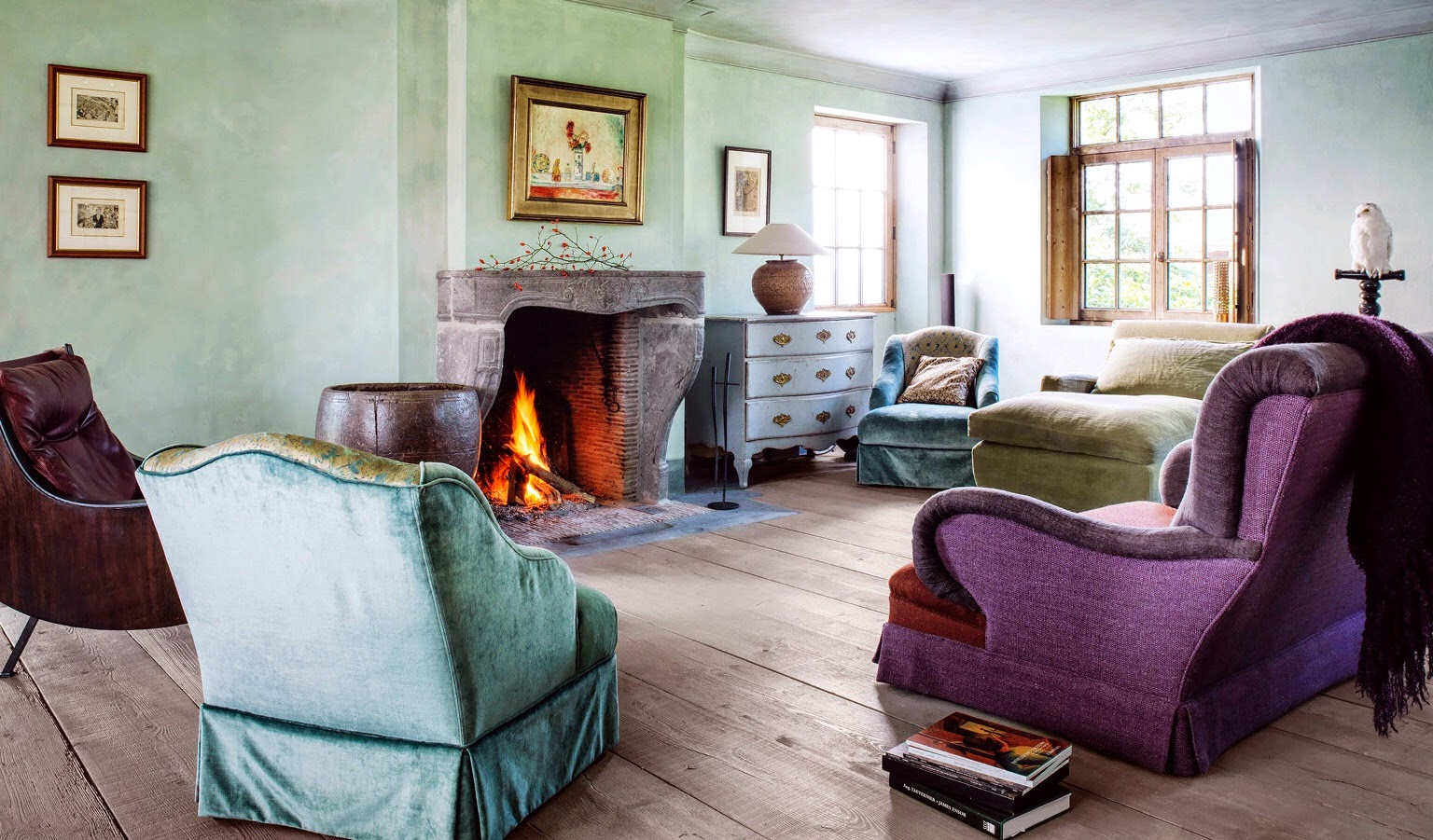 Decor inspiration country house in belgium cool chic style fashion for Casa home belgique