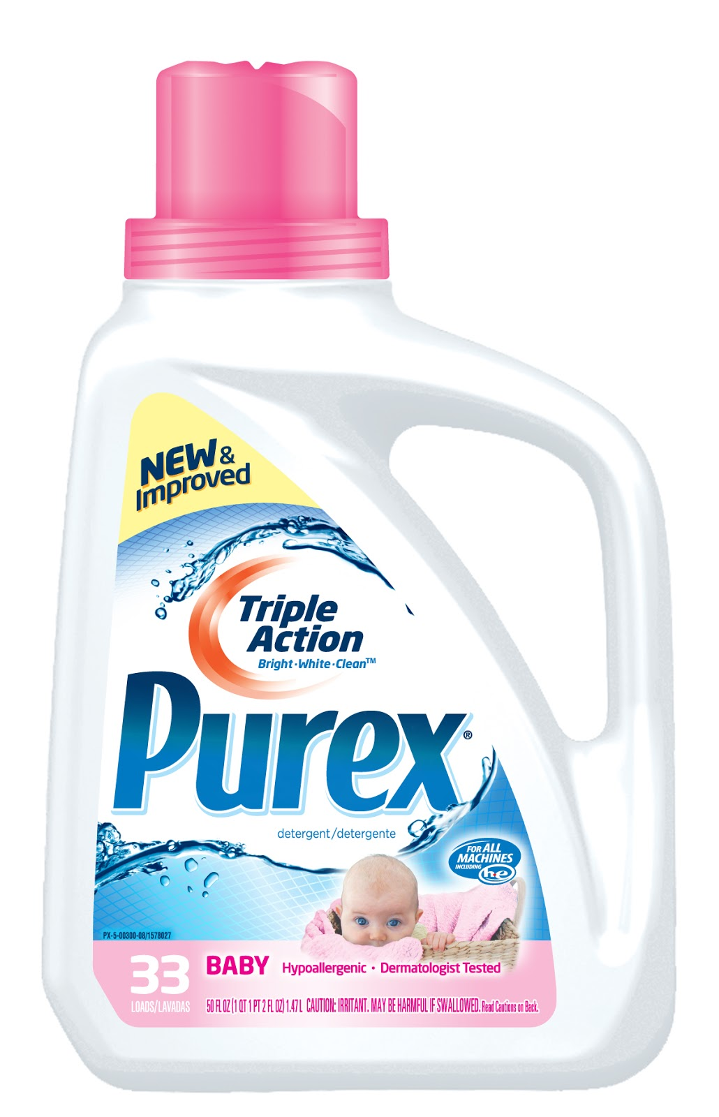 Ramblings From The Sunshine State Purex Baby Detergent Review