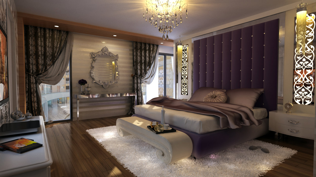 Interior Design Bedrooms Ideas