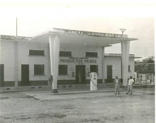 Primera Gasolinera en Escarcega