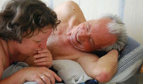 Las edades sexuales del hombre La actividad no empieza a los 20 ni acaba a los 70. Aprende a tener