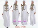 Sazkia White SOLD OUT