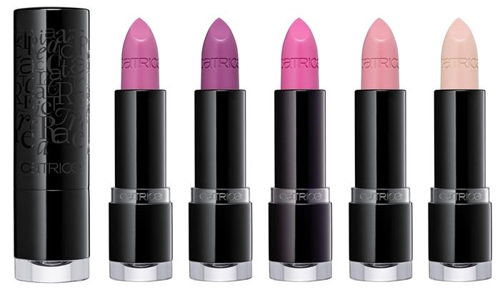 Catrice Une Deux Trois Limited Edition Lip Colour
