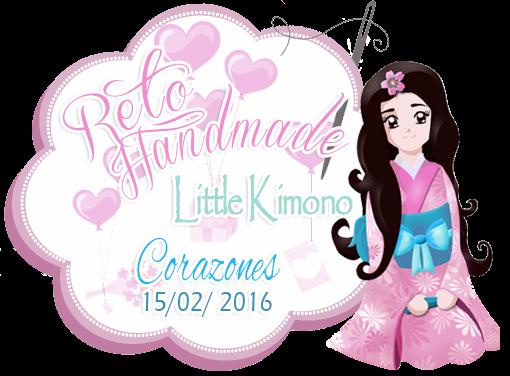 "Reto Handmade ""Corazones"" 14 de Febrero"