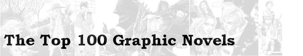 Top Graphic novels - 100 Best Graphic Novels and Comics of all Time (and loads of other stuff too)
