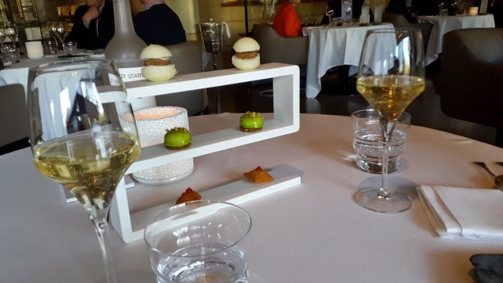 Lovelyfoodanddrinks restaurant fred in rotterdam for Fred rotterdam