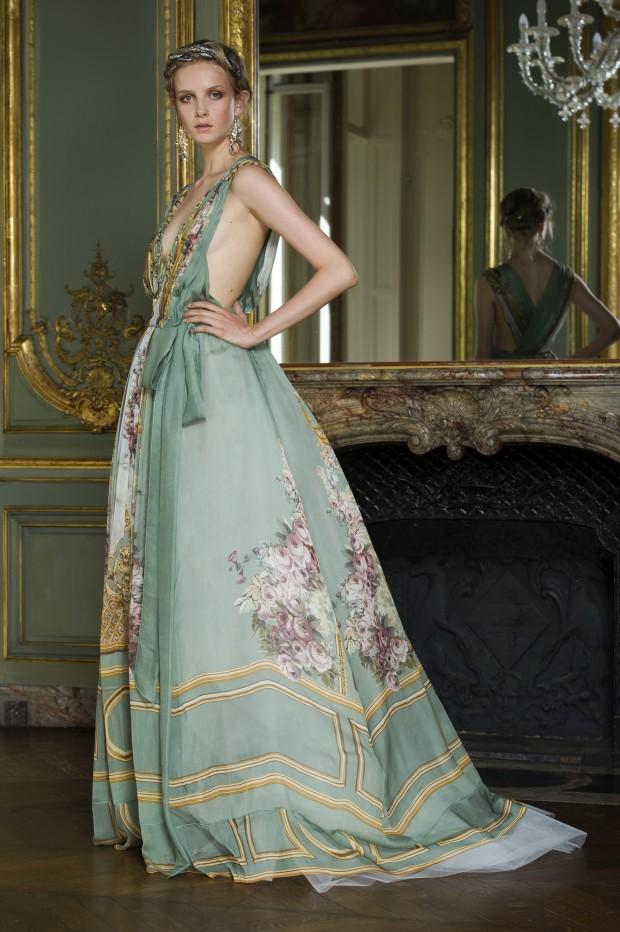 Fashion Runway Alberta Ferretti Limited Edition Spring Summer 2016 Cool Chic Style Fashion