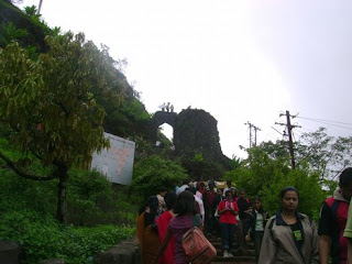 Tourist Sinhagad Fort