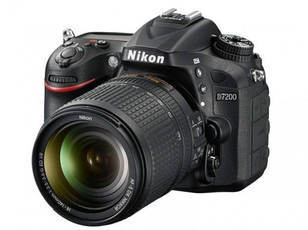 harga kamera nikon d7200