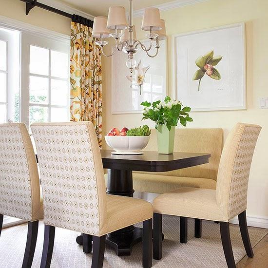 2014 Comfort Breakfast Nook Decorating Ideas Finishing