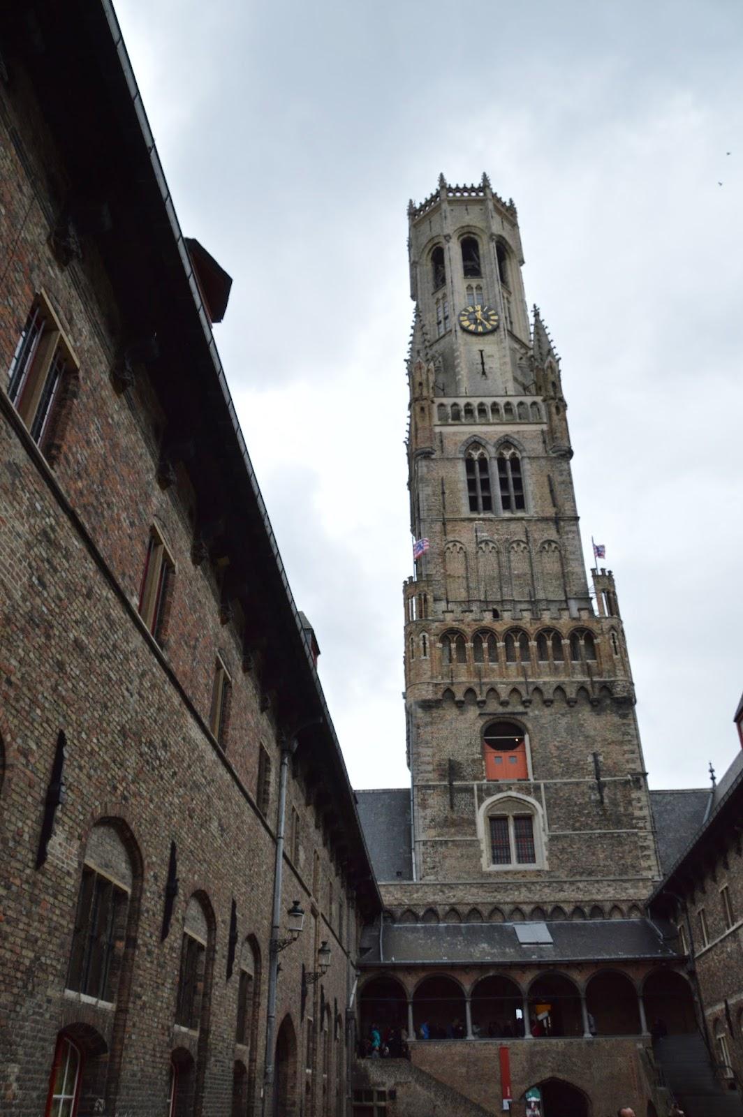 Grote Markt - Belfort