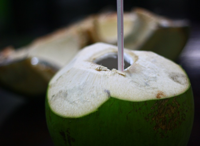 what is the difference between normal coconut and pandan coconut?