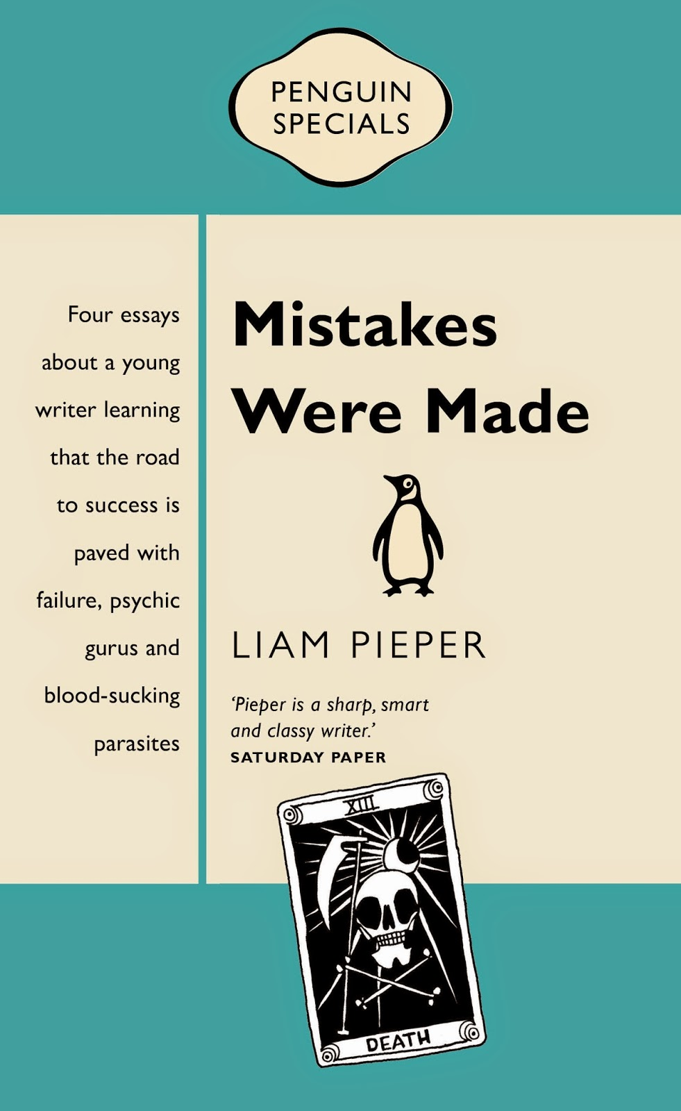 narrative essay learning from mistakes