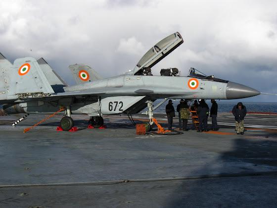 Mikoyan MiG-29K/KUB Fulcrum