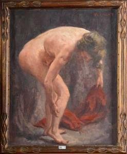 Peinture de V. Regnart