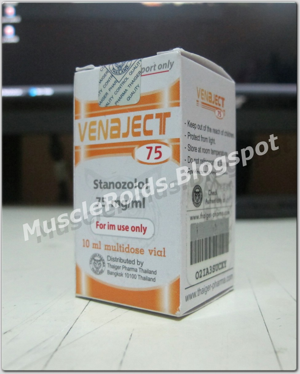 stanazol injection