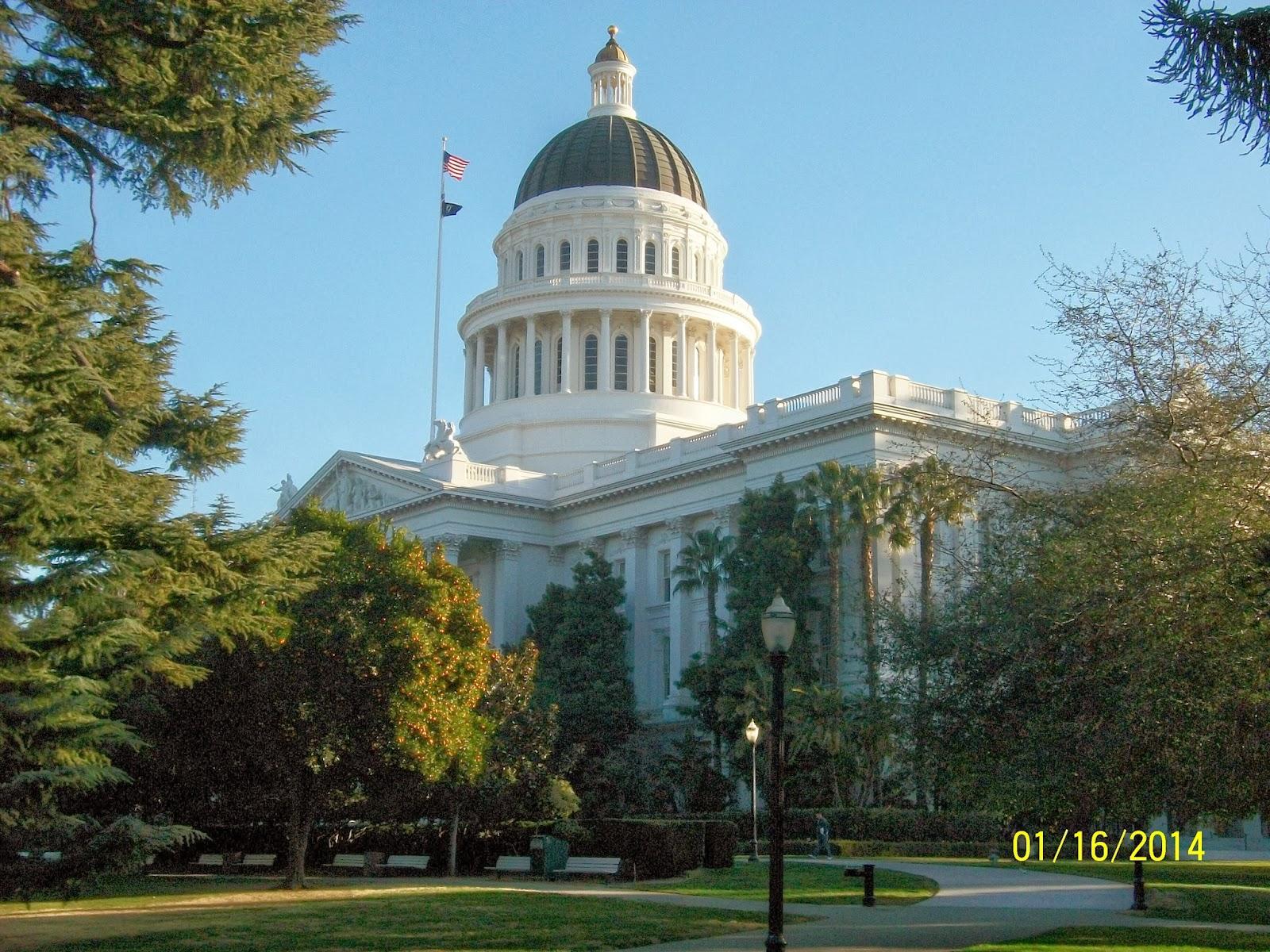 Sacramento State Capitol Guided Tour