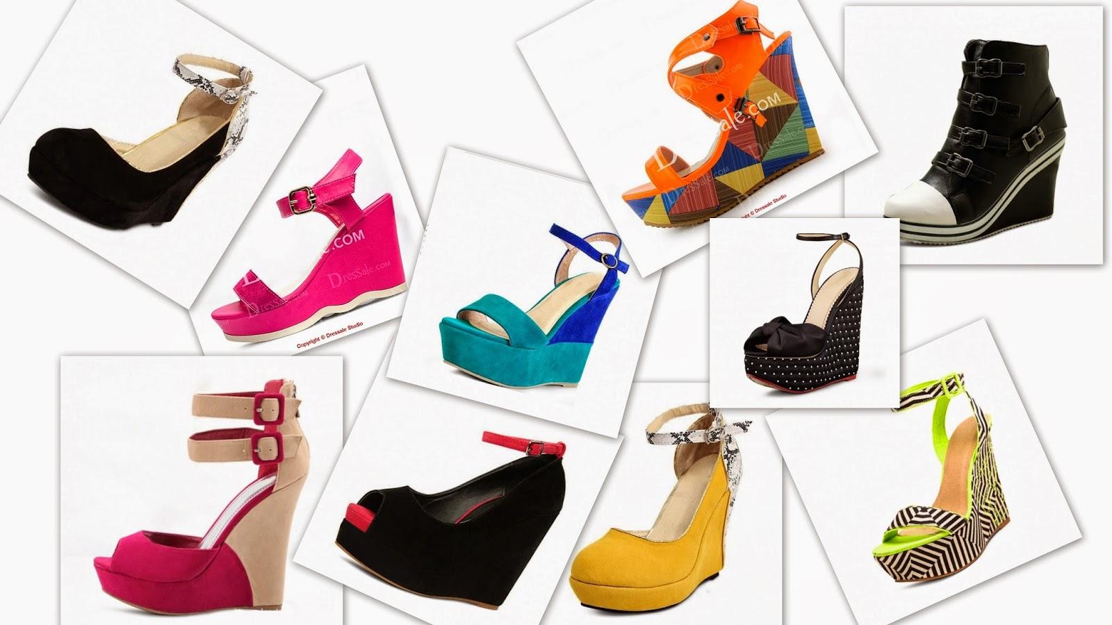 wedge heels under $30
