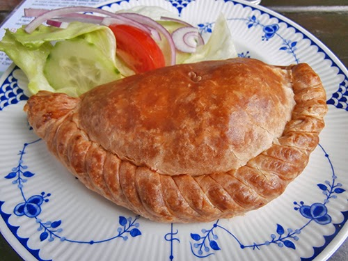 Cornish Pasties.