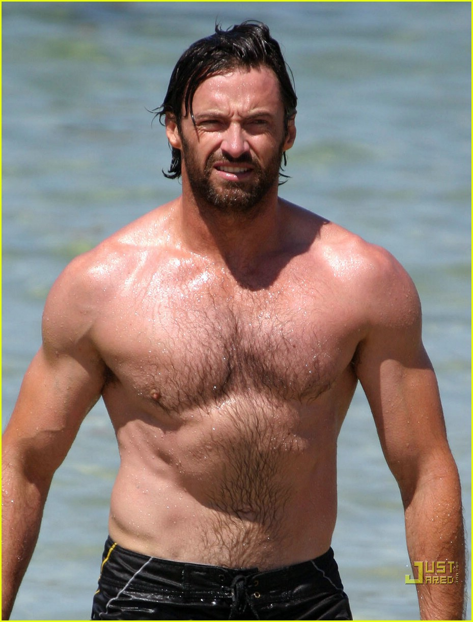 Hugh Jackman Biography And Wallpapers