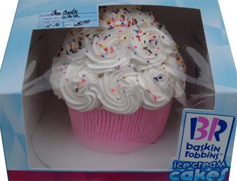 On Second Scoop: Ice Cream Reviews: Baskin-Robbins Too ...