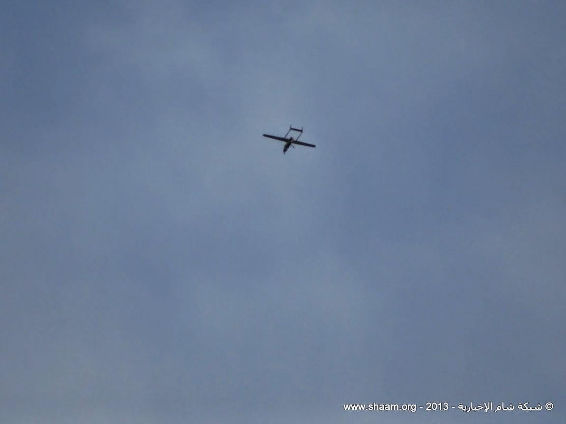 Guerre Civile en Syrie ( LISEZ LE PREMIER POST ! ) UAV+MUHAJER+Damascus+-+Aqraba+07-05-2013+%25282%2529