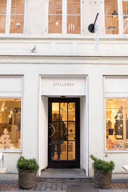 Amalie loves Denmark Stilleben Butik in Kopenhagen