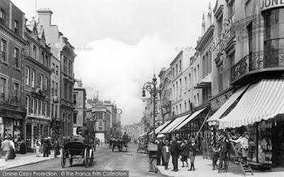High Street, Cheltenham 1901