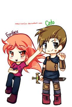 Comadreja y Cato!! ^______^
