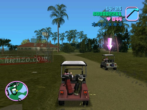 System Requirements of GTA Vice City Game Free Download