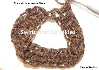 Swirls and Sprinkles: free crochet patterns