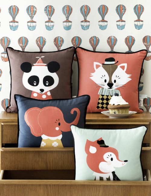 Lovely Scandinavian Design For Kids