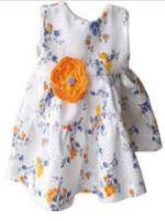 patron gratis vestido muñeca de tela
