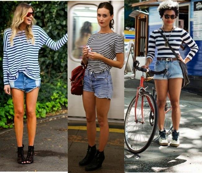 camisetas-camisas femininas-roupas listradas-camisas listradas-camisa listrada feminina-blusa listrada-short jeans-shorts jeans-moda feminin-tendencia-roupas listradas- women'scamisas de las mujeres- shirts-chemises pour femmes