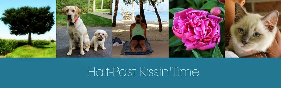 Half-Past Kissin' Time
