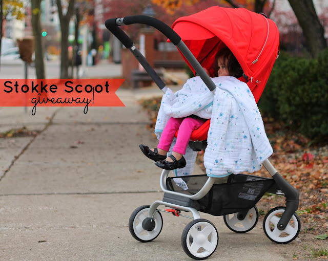 picture thanks to MamaB - Stokke Scoot #Giveaway