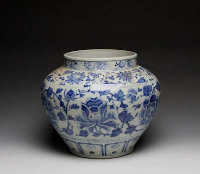 Imitation of Ming Wine jar or Guan