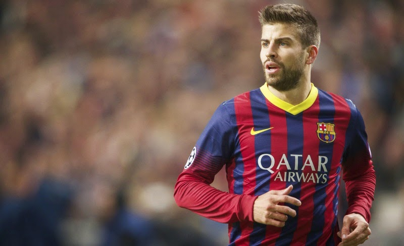 AGEN JUDI ONLINE - Pique: Saya Tidak Akan Meninggalkan Barcelona