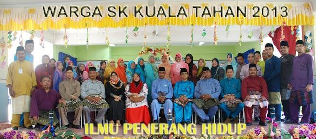 SK KUALA TAHAN - 27000 Jerantut , Pahang Darul Makmur