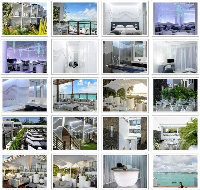 Décoration intérieure et mobilier créés par Albert Angel Designer