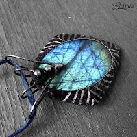 Říjnové ryté šperky - October engraved jewellery
